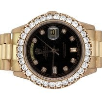 Rolex 18K Mens Rose Gold Rolex President Day-Date 36MM 18038...