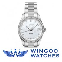 Longines CONQUEST CLASSIC 34MM AUTOMATIC Ref. L23850876