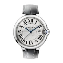 Cartier Ballon Bleu Automatic Mens Watch Ref W69016Z4