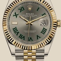 Rolex Datejust 41 mm, steel and yellow gold