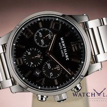 Montblanc TIMEWALKER AUTOMATIC CHRONOGRAPH DATE - BOX &...