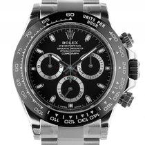 Rolex Daytona Keramik Black Cosmograph Stahl Automatik...