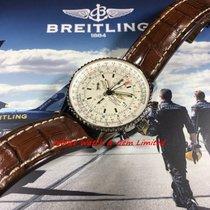 百年靈 (Breitling) A24322 Navitimer World White dial Steel 46mm W...