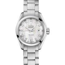 Omega Seamaster Aqua Terra 150M Quartz 30mm Lady's Watch