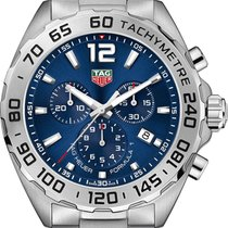 TAG Heuer Formula 1 Quartz Sunray Blue Dial CAZ101K.BA0842