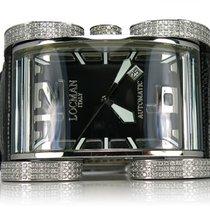 Locman Latin Lover Diamond Stahl Diamanten 2,3 ct  [BRORS 11328]