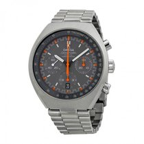 Omega Speedmaster Chronograph Grey Dial Steel  32710435006001