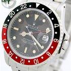 ロレックス (Rolex) GMT Master Ref.: 16760 von 1988 Box und Papiere...