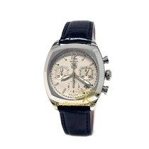 TAG Heuer Monza Calibre 17 Automatic Chronograph White