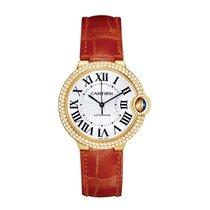 Cartier Ballon Bleu Automatic Mid-Size Watch Ref WE900451