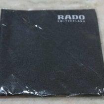 Rado original microfiber cloth new