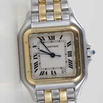Cartier Panthere Stahl / Gold