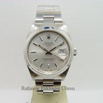 Rolex Datejust Stahl/Gelbgold Diamantzifferblatt