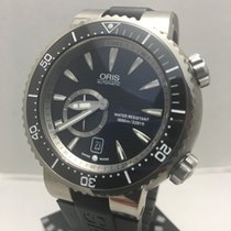 Oris Divers Titan C'Small Second Date Titanium 47mm