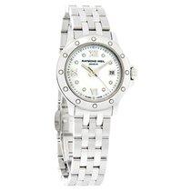 Raymond Weil Tango Ladies MOP Diamond Swiss Quartz Watch...