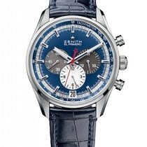 Zenith Chronomaster El Primero Stainless Steel Men's Watch