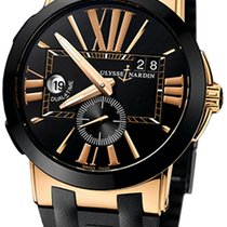 Ulysse Nardin UN Executive Dual Time 43mm
