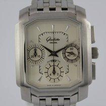 Glashütte Original Senator Karrée Chronograph #K2883 Box,...