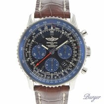 Breitling Navitimer 01 43 Blue Edition