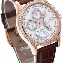 Carl F. Bucherer Carl F.  Manero Retrograde 18k Rose Gold...