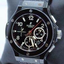 Hublot Big Bang Black Magic Chronograph Black Ceramic Bezel...