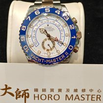 Rolex HOROMASTER-2017 NEW DIAL YACHT MASTER II 116681[NEW]