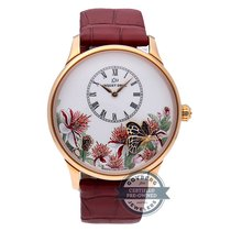 Jaquet-Droz Petite Heure Butterfly Journey Limited Edition...