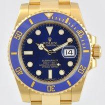 Rolex Submariner GELBGOLD REF 116618LB