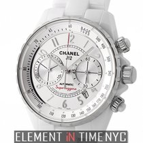 Chanel J12 White Ceramic 41mm Superleggera Chronograph
