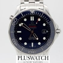 Omega Seamaster 300 Blue Co-Axial Diver  Submariner Blu