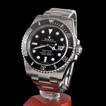 Rolex submariner date steel 300m ceramic