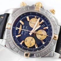 Breitling Chronomat 44 Windrider Gold Steel IB0110