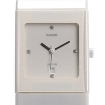 Rado Ceramica White Jubilé 4 Diamonds
