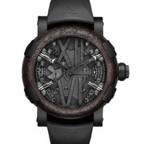 Romain Jerome Steampunk Titanic DNA Black Face Limited Edition...