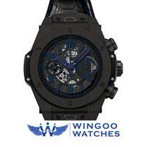 Hublot - Big Bang Unico All Black Blue Ref. 411.CI.1190.LR.ABB14