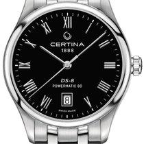 Certina DS 8 Powermatic 80 Herrenuhr C033.407.11.053.00
