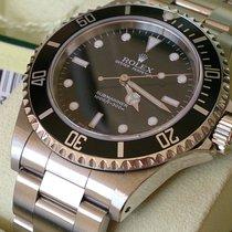 Rolex SUBMARINER REF 14060M 2-Liner Box & Papiere WIE NEU