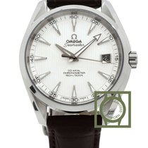 Omega Seamaster Aqua Terra 150M co-axial Chronograph 41.5mm NEW