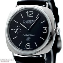 Panerai Radiomir Black Seal LOGO PAM380 Stainless Steel Box...