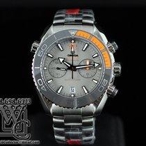 Omega Seamaster Planet Ocean Titanium Chronograph