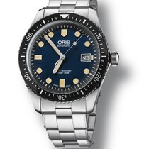 Oris Divers Sixty Five Steel