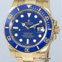 勞力士 (Rolex) Submariner 116618lb Box Papers