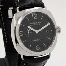 Panerai Radiomir Black Seal 3 days automatic - full set 2017...