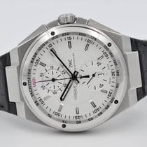 IWC Big Ingenieur Chronograph open back IW378405 Full Set