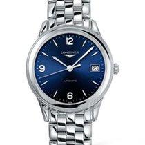 Longines Flagship Automatic Blue Dial Men's Watch L4.774.4