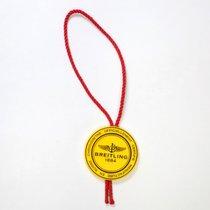 Breitling Original Yellow Hang Tag Chronometre Officiellement...