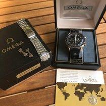 Omega Speedmaster Chronograph 145022-71 mit Box/Papieren von 1971