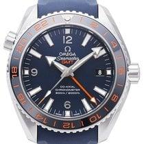 Omega Seamaster Planet Ocean GMT Good Planet Foundation