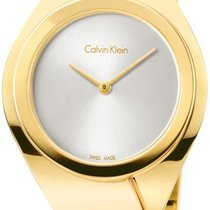 ck Calvin Klein Senses K5N2S526 Spangenuhr Spangenuhr