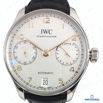 IWC Portugieser Automatic 7 Tag incl 19% MWST